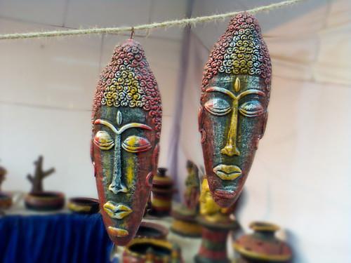 Shiva's Mask