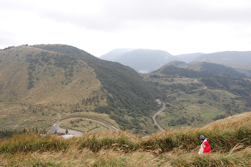 2009-01-01 新年第一天就去爬七星山 003