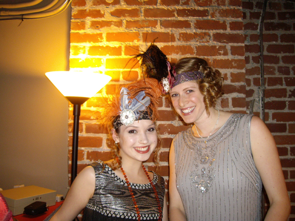 New Years Eve Speakeasy Party