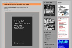 Why Do Architects Wear Black