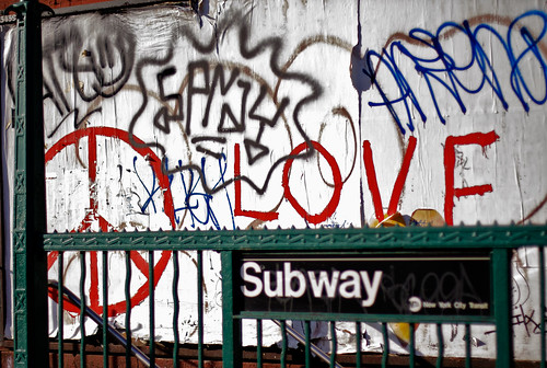 The LOVE Subway