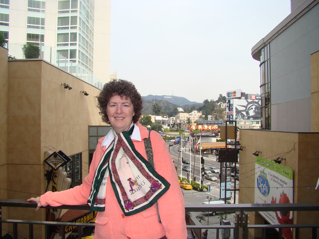 Connie in Hollywood