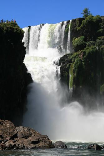 nature waterfalls Foz do Iguaçu Brazil Paraná Salto San Martin