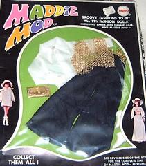 SUPER MOD (Virgin-Archer) Tags: vintage toys mod dolls barbie clone maddiemod teenagefashiondoll