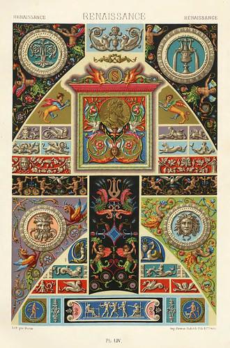 019-Ornamentos policromados Renacimiento2-Das polychrome Ornament…1875