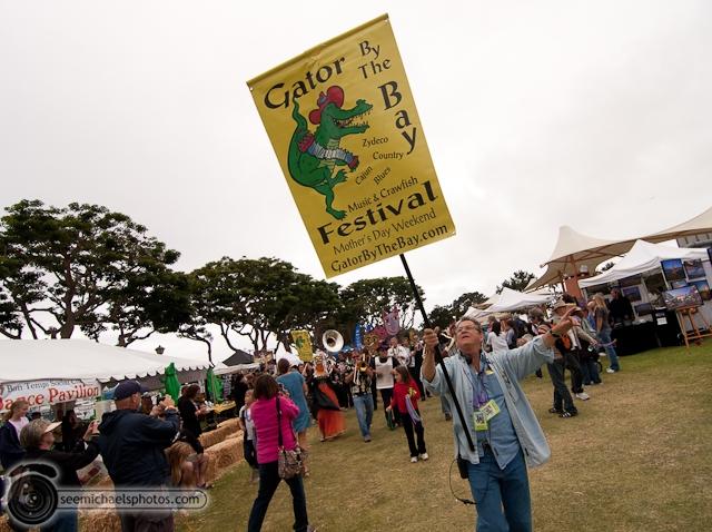 Parade at Gator by the Bay 50811 © Michael Klayman-001