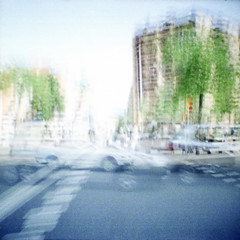 Multiplicidades #3 (MA!LO) Tags: barcelona 35mm analógica 200asa multipleexposure 1x1 analògic multipleexposición schleckerfilm dianamini