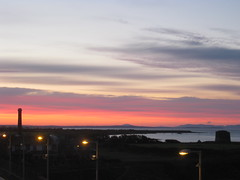 2011 06 13 Sunset over Balbriggan Ireland 007