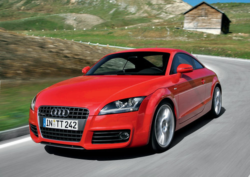 Audi Tt Red Convertible. red Audi TT Cars wallpapers