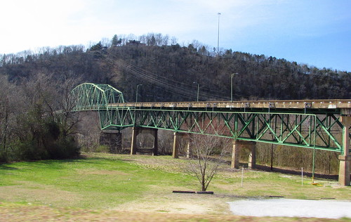 Cordell Hull Bridge - Carthage, TN