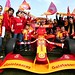 ultrAslan + Galatasaray's SF Car by superleague formula: thebeautifulrace