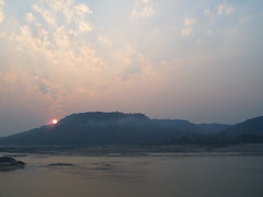 Sunrise on the Mekong Thailand 3