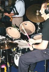 Rockin' out! (k2bird55) Tags: music drums drum band bands drumming rockon mydrumset