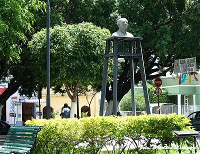 Crato - Busto a Siqueira Campos