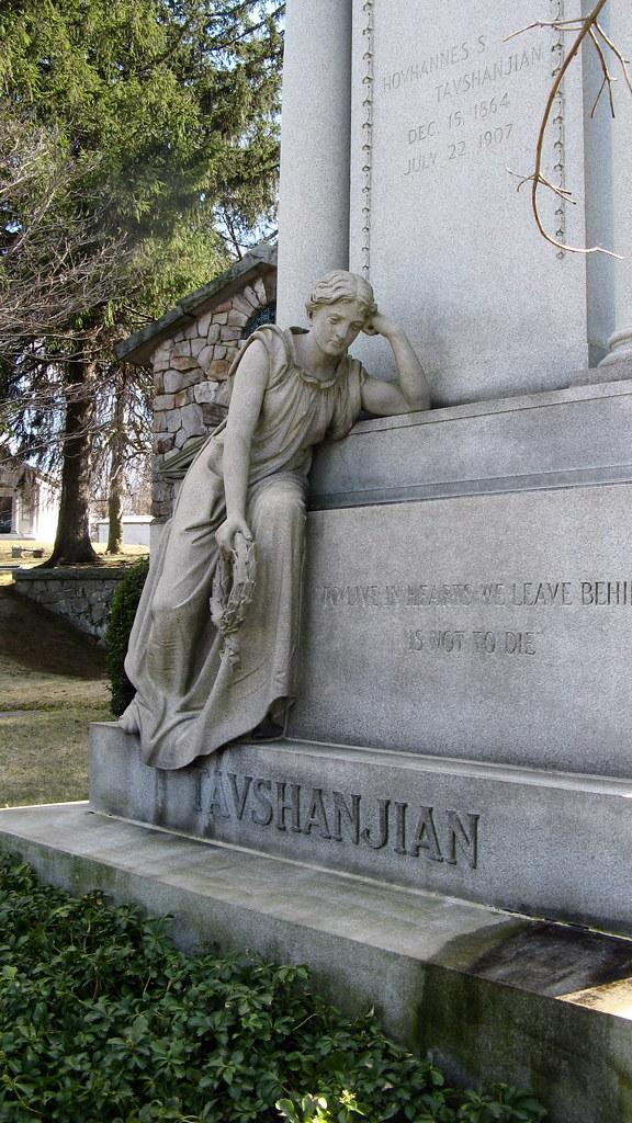 1907 Murder Victim, Tavshanjian, in Westchester County, NY