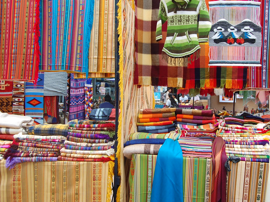 The Worlds Most Recently Posted Photos Of Artesanias And Otavalo