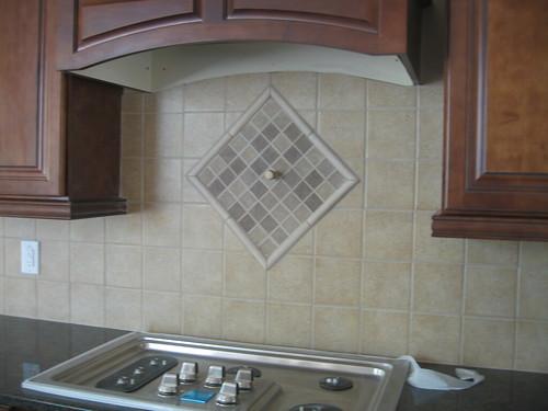 Kitchen Backsplash by Haven Tree Custom Homes.