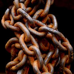 another chain (Werner Schnell (1.stream)) Tags: nikon rust rusty chain soe werner ws schnell justimagine mywinners anawesomeshot aplusphoto goldstaraward wernerschnell