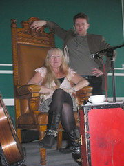 Vikki Clayton & Chris Conway