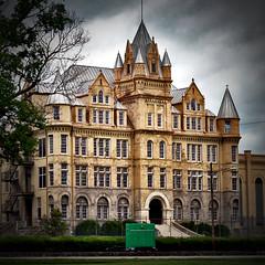 Tennessee State Prison - Nashville (crashmattb) Tags: castle abandoned nashville tennessee prison jail canonef50mm18ii canoneosdigitalrebelxti anawesomeshot diamondclassphotographer flickrdiamond