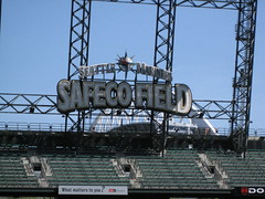 """""""Safeco Field"""" (vleitholf) Tags: seattle mariners safeco"""