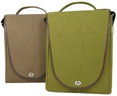Leaf Laptop Bag from HER Design (Exterior 2)