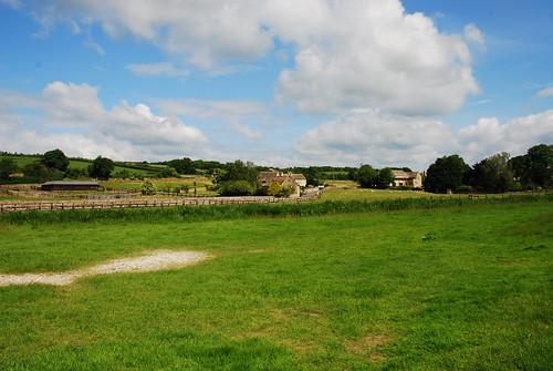 Coln Roders村