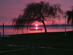 Sunset / Lake Balaton 1