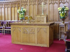 The Communion Table