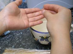 Como fazer sushi ~ 3
