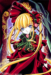 Shinku (Like Magic) Tags: anime art fan doll shot emo goth screen rozen maiden shinku