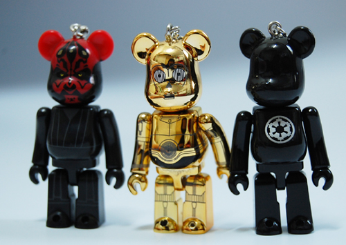 STAR WARS Bearbrick Pepsi NEX