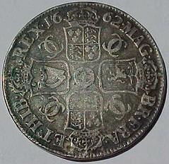1778 Ship's Death token (Reverse)