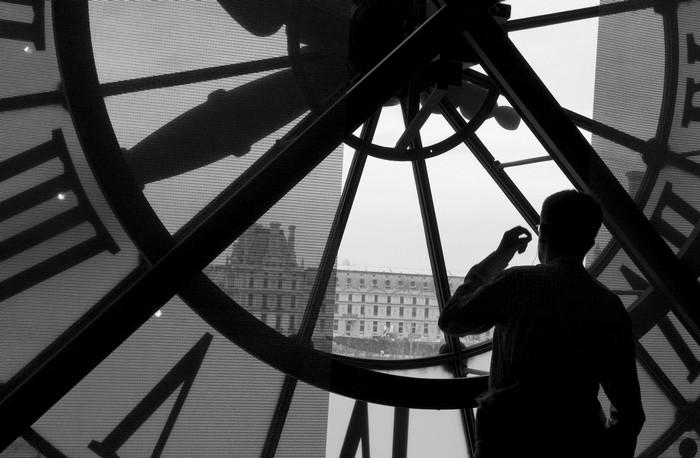 Horloge - Orsay