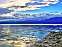 Minuti (Il Metiu) Tags: lake clouds reflections lago nuvole cielo gita acqua azzurro lombardia lagomaggiore domenica temporale luino cleanwater investimento dopoiltemporale lifebeautiful primadellincidente verativogliobene