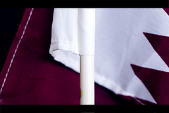 ..   (Weda3eah*) Tags: white by flag miss qatar qtr weda3eah anooty