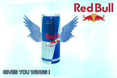 ENERGY DRINK (  ) Tags: red hot sexy french wings kiss bull arab bla gives                       energy drink