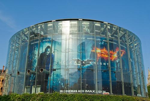 Thumb Batman 3 de Christopher Nolan podría ser filmada 100% para IMAX
