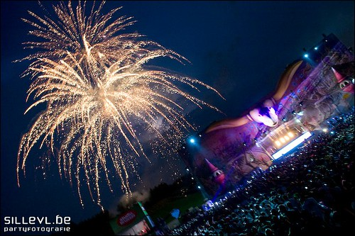 Tomorrowland by you.