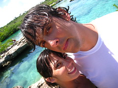 After Snorkeling at Yul-Ka Lagoon (hodgepodge brigade) Tags: ocean sea vacation beach water mexico tulum lagoon carribbean yulka