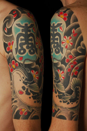 Tattoo Tips and Ideas For Japanese Sleeve Tattoo Japanese Tattoo Design