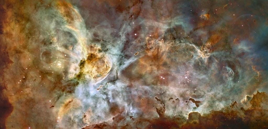 Carina Nebula by NASA
