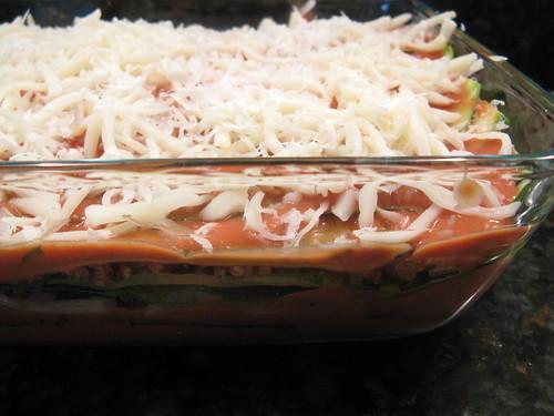 Zucchini & Turkey Lasagna