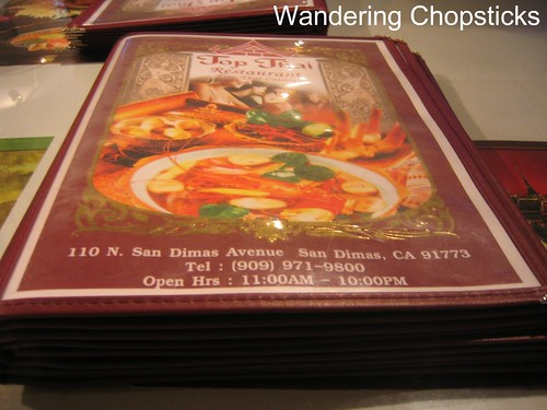 Top Thai Restaurant - San Dimas 3