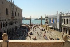 View from Basilica di San Marco, Venice
