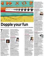 Internet Gurus, all (Virginia Murdoch) Tags: icon geeks article smh gurus