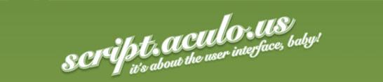Script.aculo.us