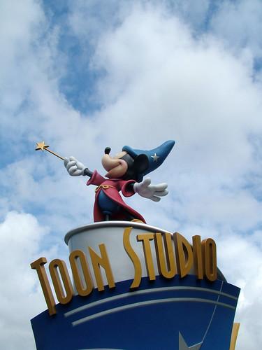 Toon Studio – Disney Studios, Paris