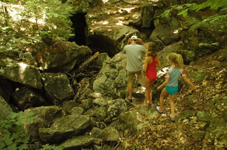 Lusk Caves