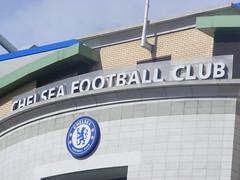 La scritta e il luogo fuori dallo stadio